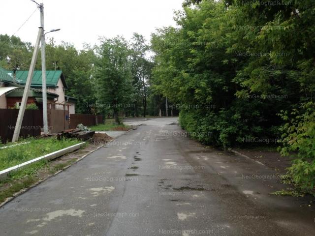 Адрес(а) на фотографии: Симбирский переулок, 2, Екатеринбург
