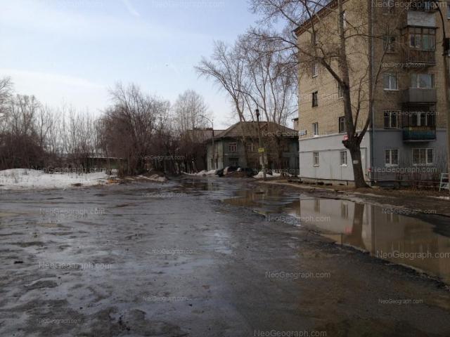 Адрес(а) на фотографии: Калиновский переулок, 7, 9, 13, Екатеринбург