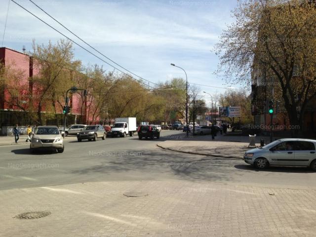 Адрес(а) на фотографии: Первомайская улица, 58, 59, Екатеринбург