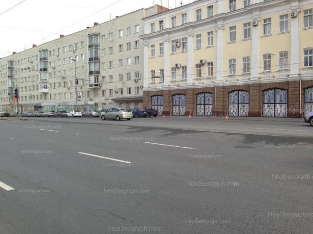 Адрес(а) на фотографии: улица Карла Либкнехта, 8А, 16, Екатеринбург