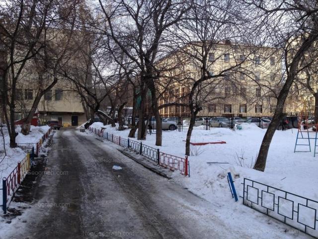Адрес(а) на фотографии: улица Короленко, 5, Екатеринбург