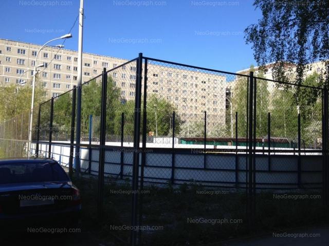 Address(es) on photo: Reshetnikova driveway, 3, 3А, Yekaterinburg