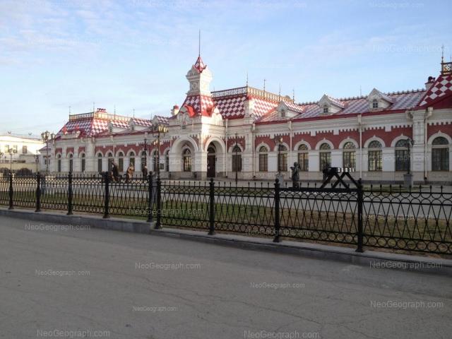 Адрес(а) на фотографии: Вокзальная улица, 12, 14, Екатеринбург