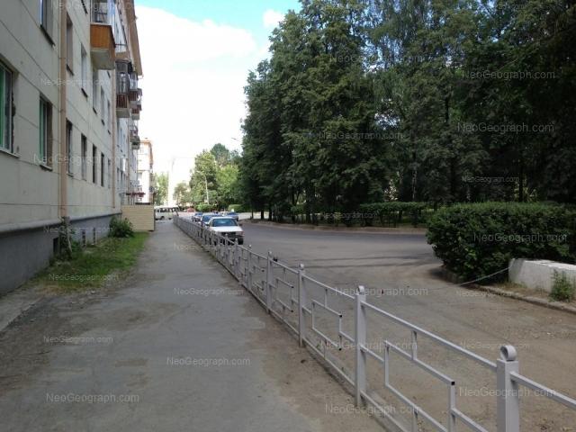 Адрес(а) на фотографии: Первомайская улица, 88, Екатеринбург