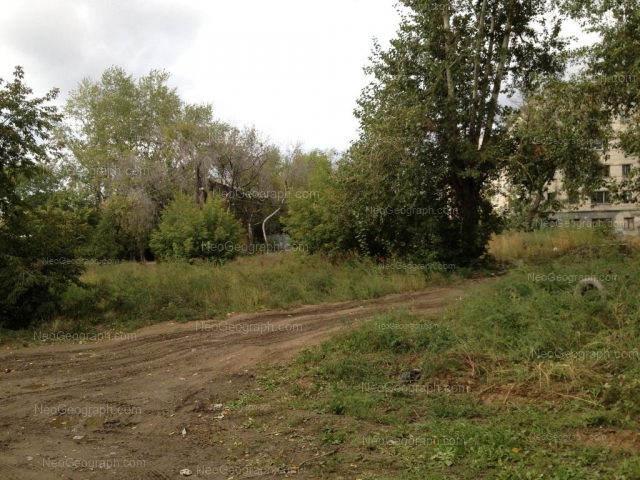 Адрес(а) на фотографии: Педагогическая улица, 6А, 8, Екатеринбург