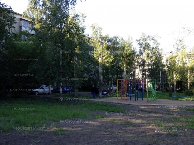 Адрес(а) на фотографии: улица Начдива Онуфриева, 26/1, 26/2, Екатеринбург