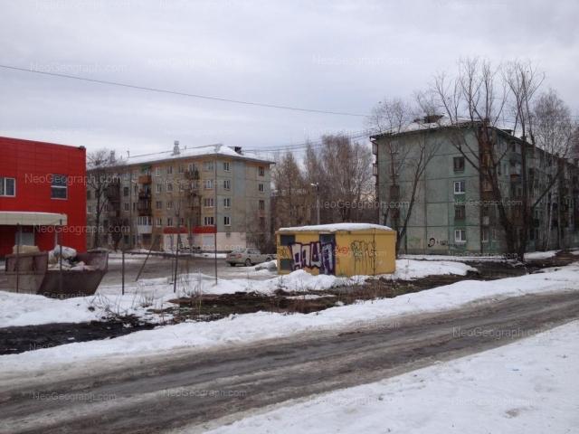 Адрес(а) на фотографии: Расточная улица, 35а, Екатеринбург