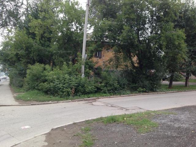 Address(es) on photo: Shefskaya street, 54, Yekaterinburg