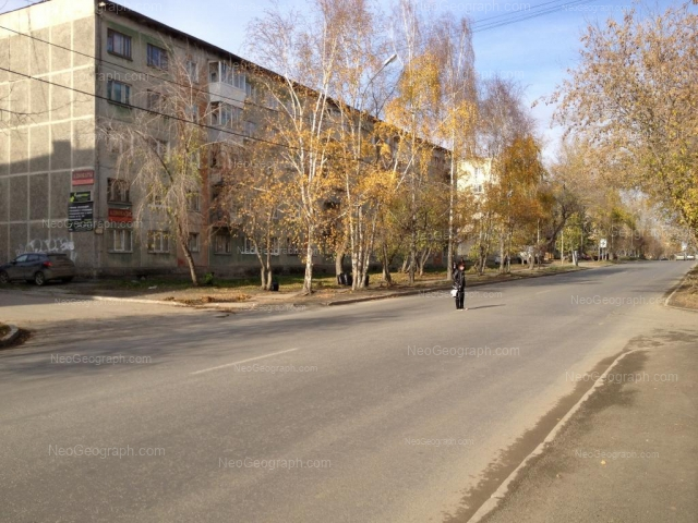 Адрес(а) на фотографии: улица 40 лет ВЛКСМ, 14, 16, Екатеринбург