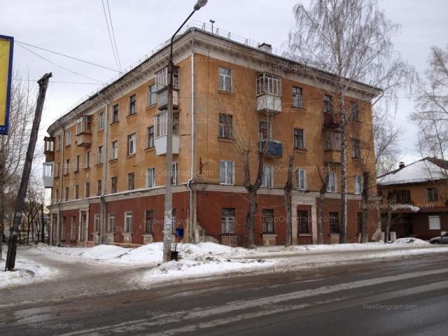 Адрес(а) на фотографии: Техническая улица, 81, Екатеринбург