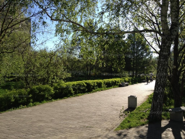 Адрес(а) на фотографии: улица Академика Бардина, 50, Екатеринбург