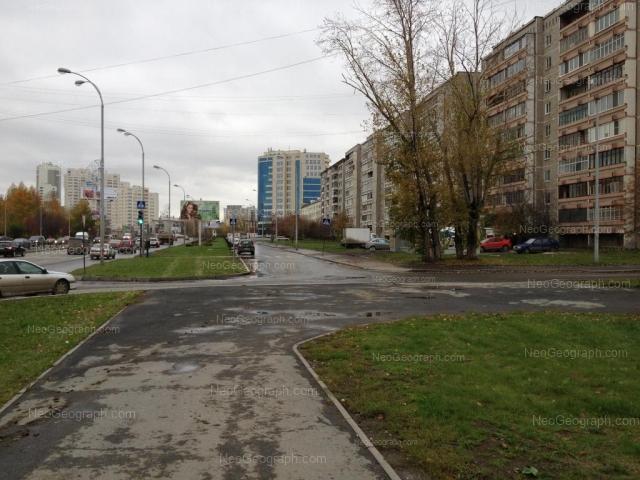 Адрес(а) на фотографии: Машинная улица, 38, 40, Екатеринбург