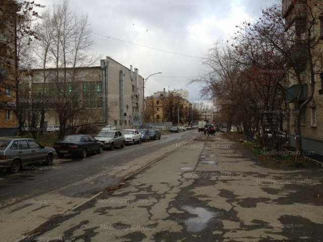 Address(es) on photo: Uktusskaya street, 31, 35, 42, Yekaterinburg