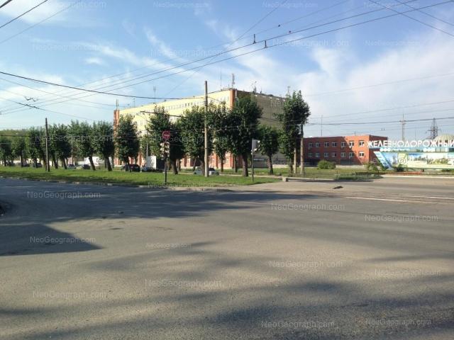 Адрес(а) на фотографии: проспект Космонавтов, 17А, Екатеринбург