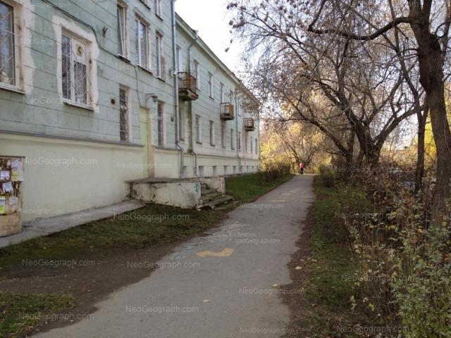 Address(es) on photo: Mnogostanochnikov lane, 9, Yekaterinburg