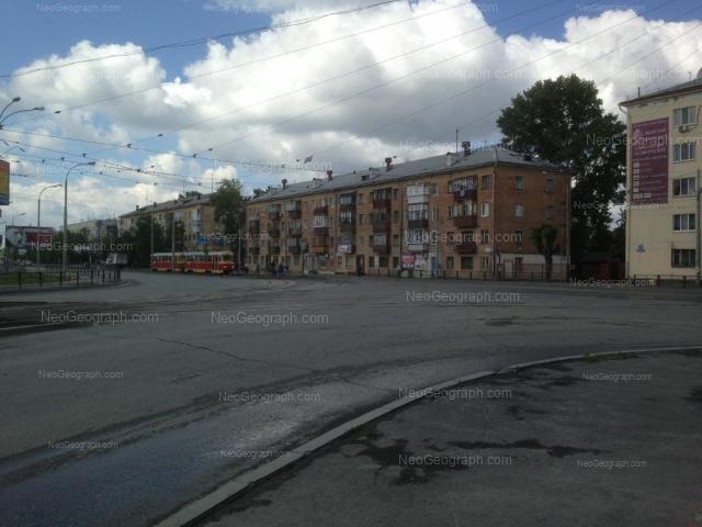 Адрес(а) на фотографии: Донбасская улица, 35, 37, 39, 41, Екатеринбург