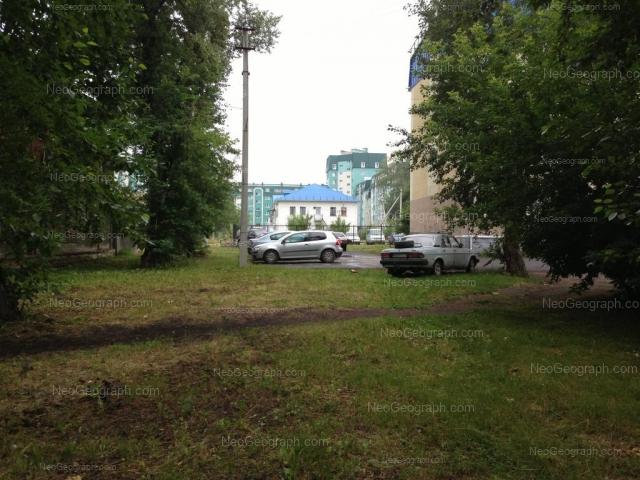 Address(es) on photo: Lomonosova street, 6, 6А, Yekaterinburg