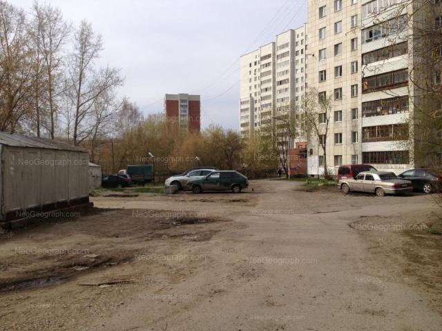 Адрес(а) на фотографии: Посадская улица, 28/5, Екатеринбург