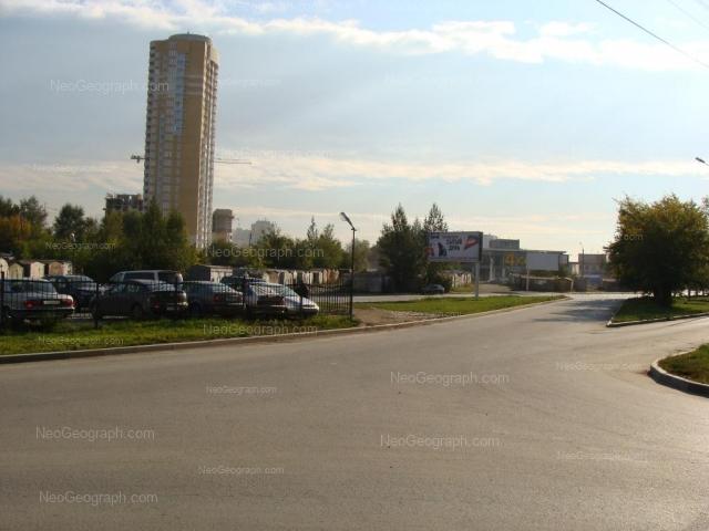 Адрес(а) на фотографии: улица Островского, 5, Екатеринбург