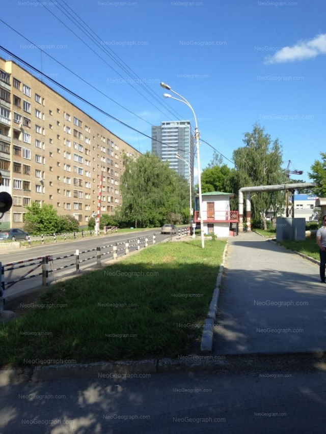 Address(es) on photo: Kuibisheva street, 98, 102, Yekaterinburg