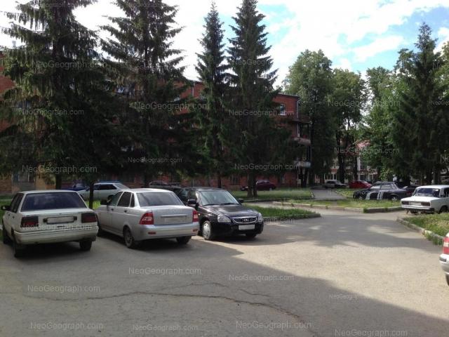 Адрес(а) на фотографии: Стахановская улица, 2, Екатеринбург