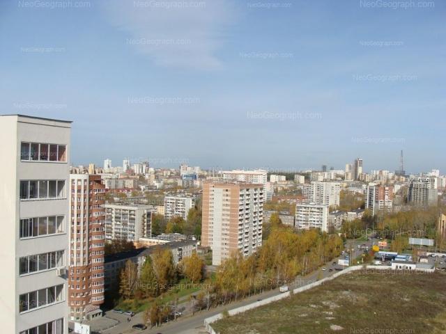 Address(es) on photo: Shaumyana street, 89а, 93, Yekaterinburg