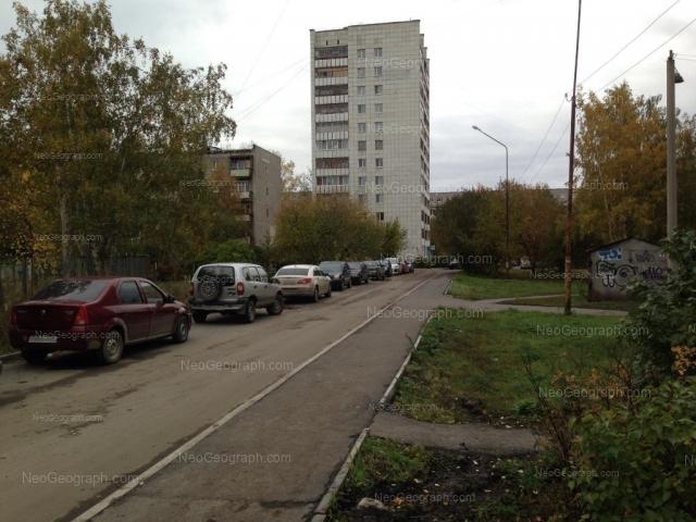Адрес(а) на фотографии: улица Металлургов, 30/2, 30/3, Екатеринбург