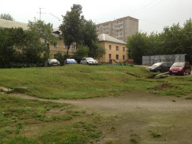 Address(es) on photo: Entusiastov street, 30А, 30Б, Yekaterinburg