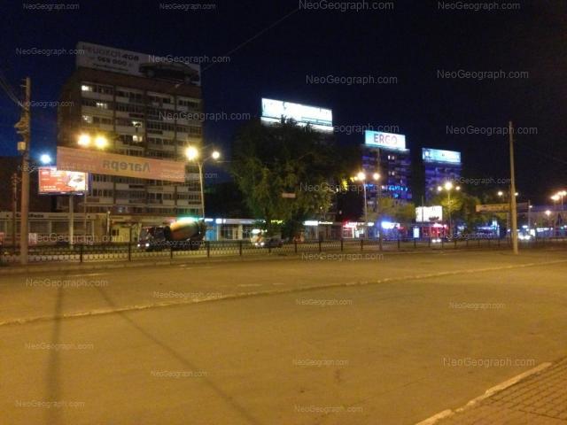 Адрес(а) на фотографии: улица Челюскинцев, 19, 21, 23, 25, Екатеринбург