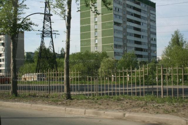 Адрес(а) на фотографии: улица Начдива Онуфриева, 30, 38а, Екатеринбург