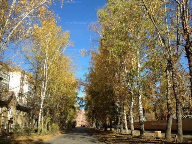 Адрес(а) на фотографии: улица Энтузиастов, 54, 61, Екатеринбург