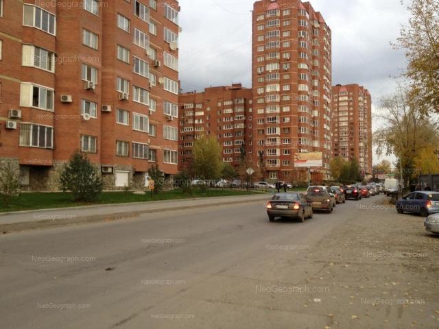 Address(es) on photo: Tveritina street, 34 с5, 38/1, 38/2, 42/1, Yekaterinburg