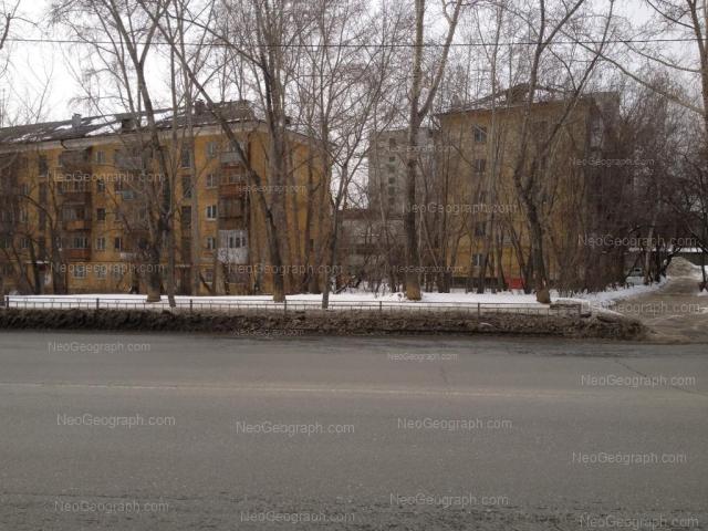 Адрес(а) на фотографии: Восточная улица, 12, 14, 14А, Екатеринбург