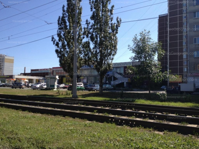 Address(es) on photo: Siromolotova street, 28А, 28А/1, Yekaterinburg