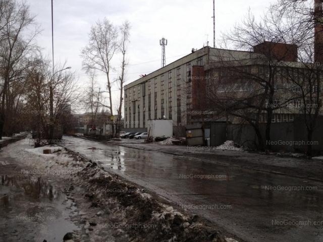 Адрес(а) на фотографии: улица Энтузиастов, 15, Екатеринбург