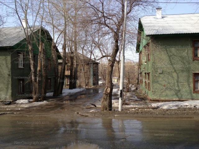 Адрес(а) на фотографии: улица Корепина, 7, 7А, 9, Екатеринбург