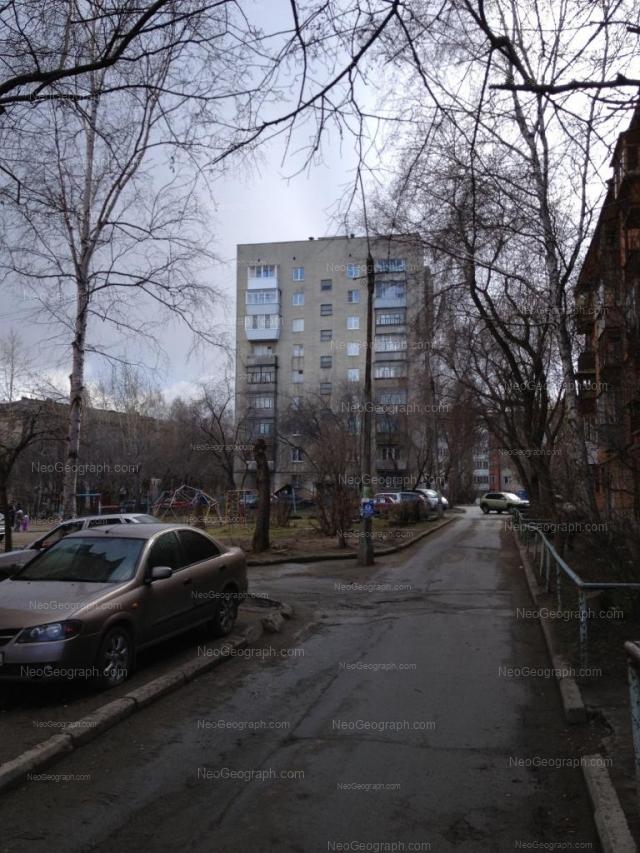 Адрес(а) на фотографии: улица Миномётчиков, 38, 40, 40а, Екатеринбург