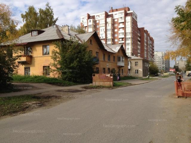 Адрес(а) на фотографии: улица Циолковского, 67, 76, Екатеринбург