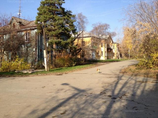 Адрес(а) на фотографии: Самаркандская улица, 17, Екатеринбург