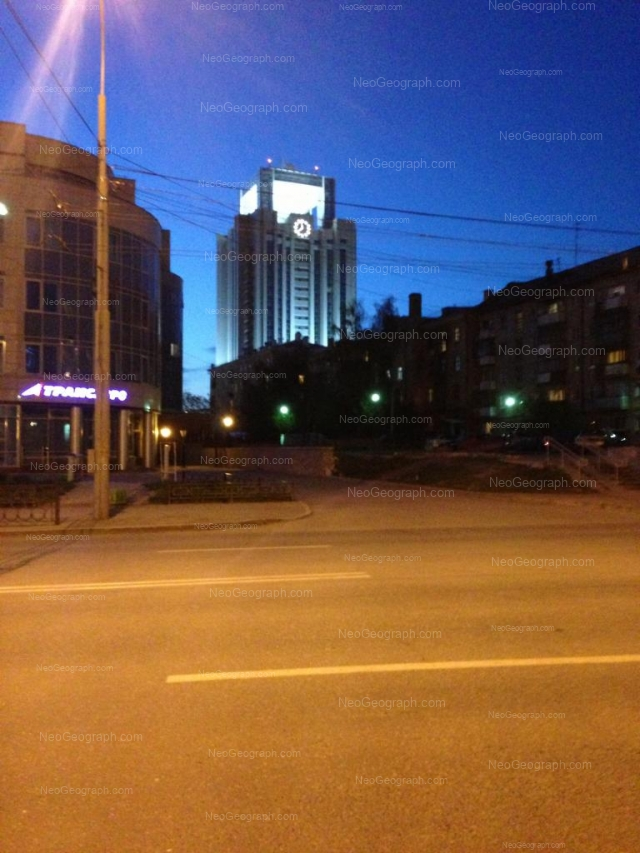 Адрес(а) на фотографии: улица Лермонтова, 15, 17, Екатеринбург