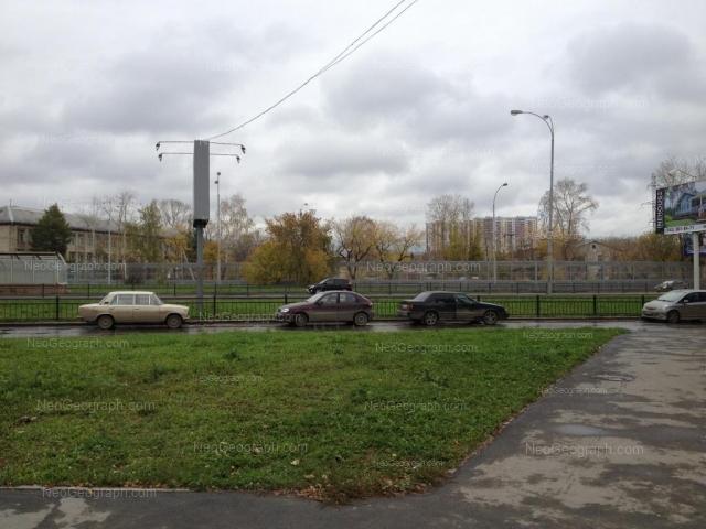 Адрес(а) на фотографии: переулок Бригадиров, 29, Екатеринбург