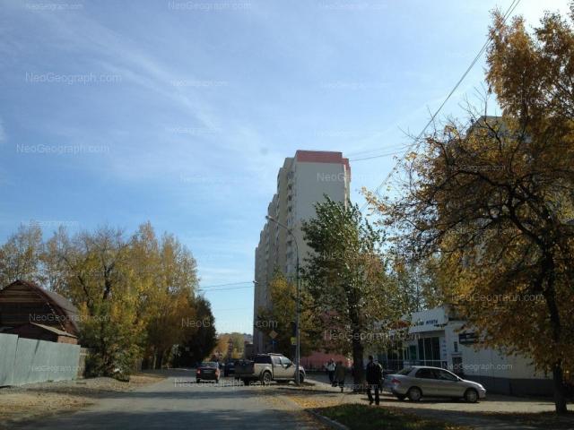 Адрес(а) на фотографии: Эскадронная улица, 29, 31, Екатеринбург