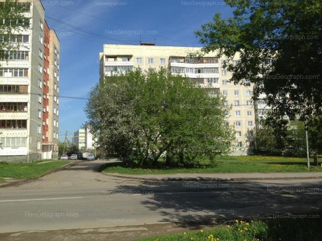 Адрес(а) на фотографии: Бисертская улица, 25, 27, Екатеринбург