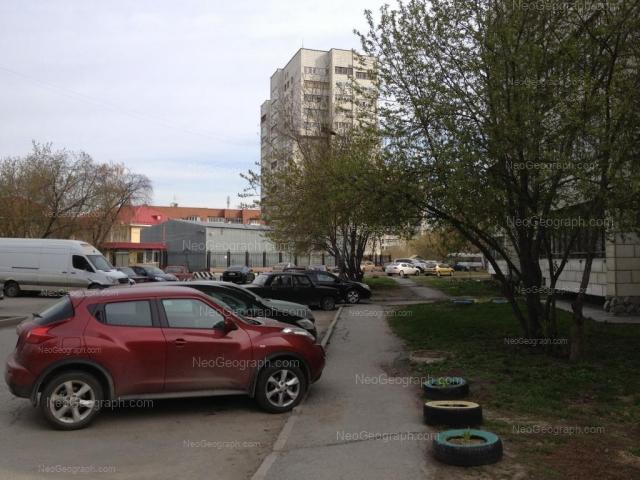 Адрес(а) на фотографии: Посадская улица, 32/4, Екатеринбург