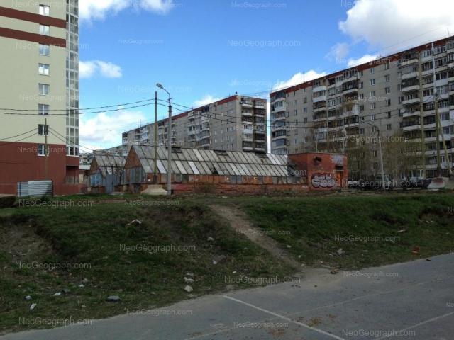 Адрес(а) на фотографии: Таватуйская улица, 1А, 1Б, 1г, Екатеринбург