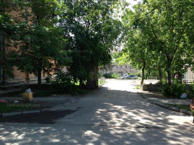 Адрес(а) на фотографии: Суворовский переулок, 1, 3, Екатеринбург