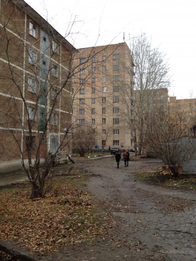 Адрес(а) на фотографии: Июльская улица, 16, 18, 20, 22, Екатеринбург