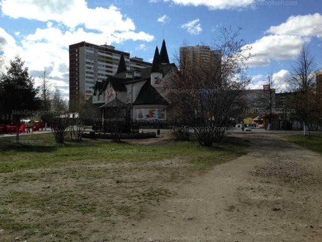 Адрес(а) на фотографии: Техническая улица, 12, 14, 14к2, 18Б, Екатеринбург