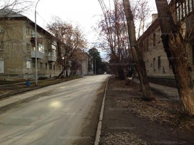 Адрес(а) на фотографии: Белоярская улица, 10, 16, 18, Екатеринбург