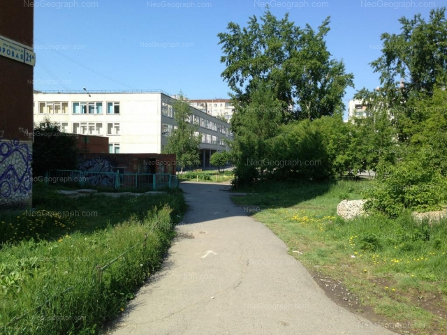 Адрес(а) на фотографии: Боровая улица, 21А, Екатеринбург